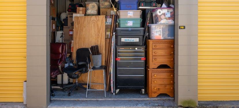 self stockage : une solution pour les déménagements de dernière minute