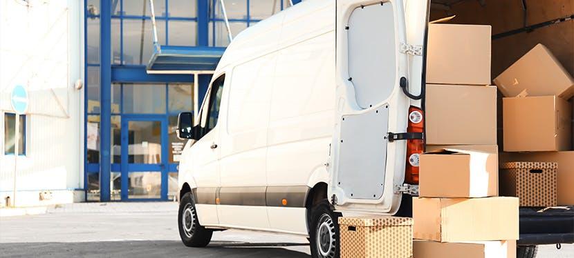 Pour mon déménagement pendant le confinement, je peux louer un camion ou une camionnette