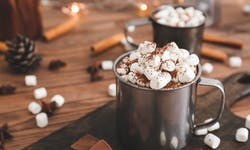 chocolat chaud noel