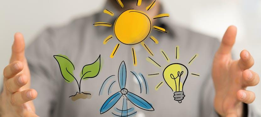 Les différentes énergies utilisées en France