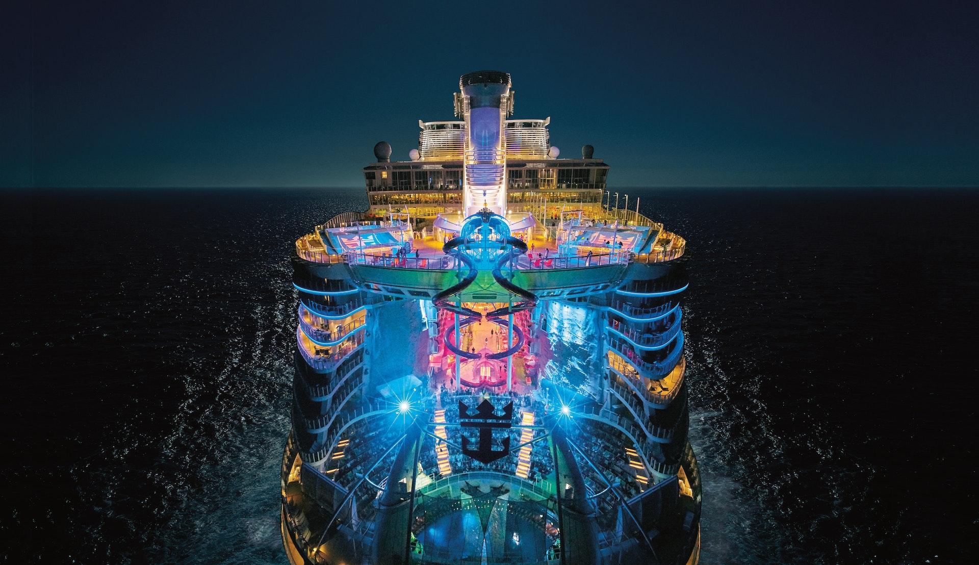 Harmony of the Seas Välimeri