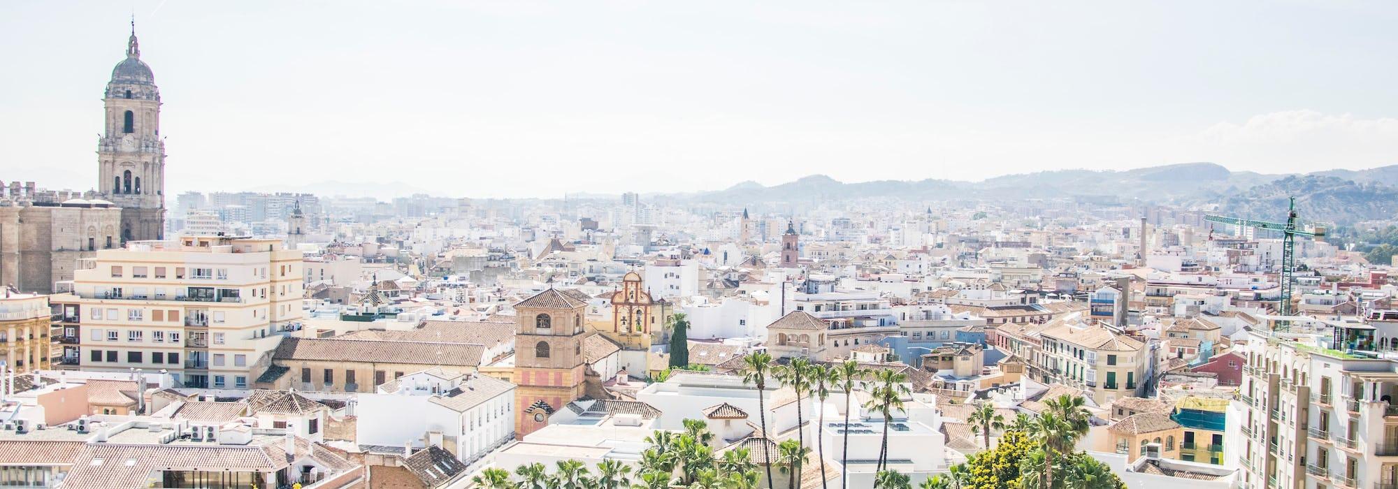 Malaga, Espanja
