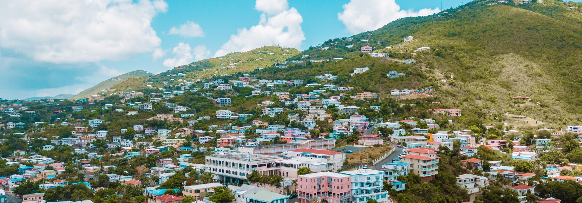 St Thomas, Charlotte Amalie