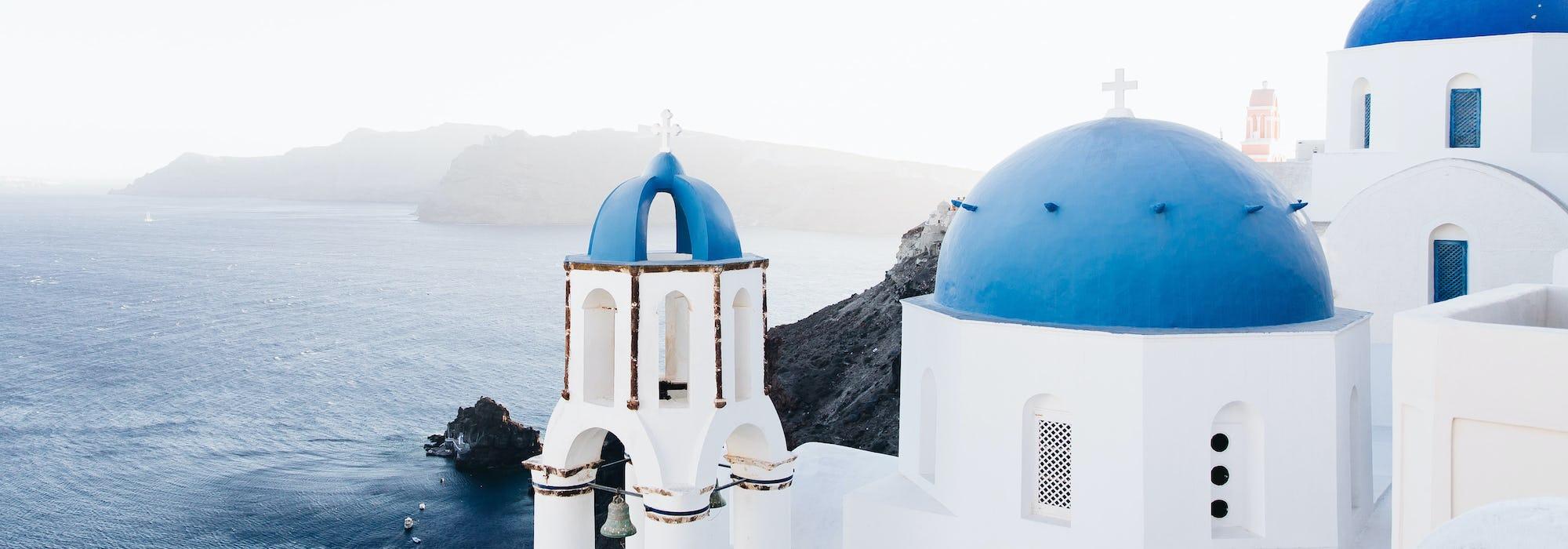 Santorini, Italia
