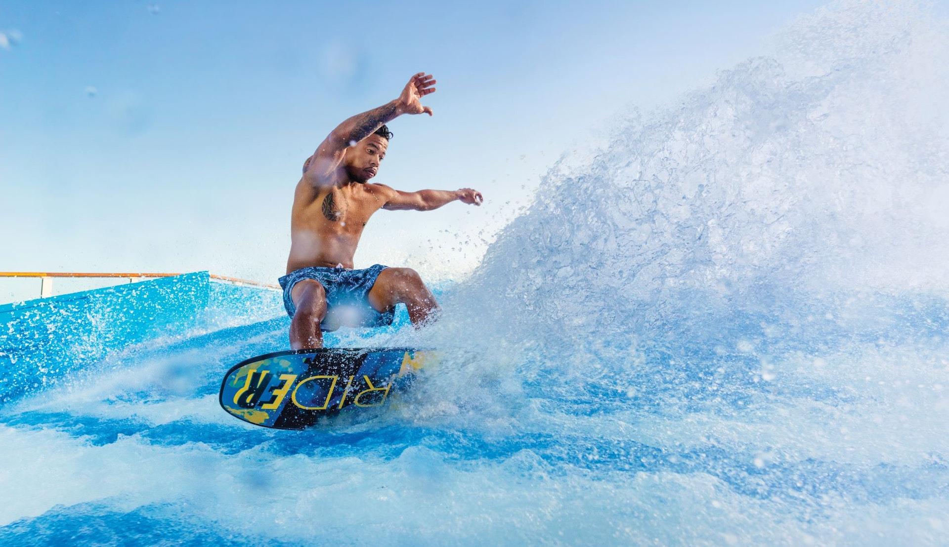 Surffauskone risteilylaiva
