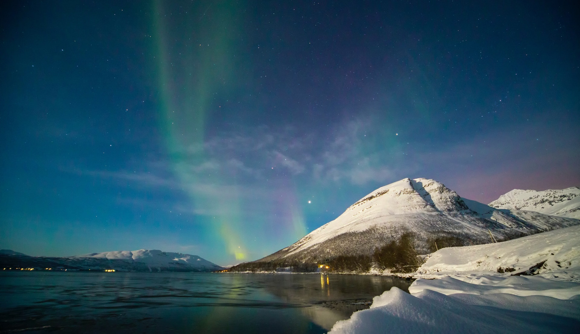 Tromso, Norja
