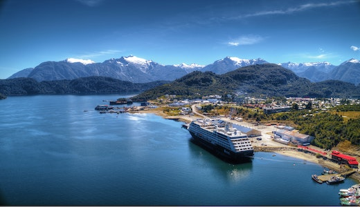 Azamara Pursuit, Chile