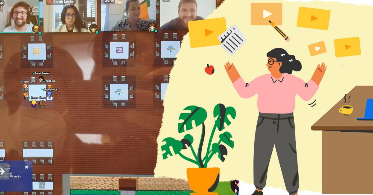 Las TIC para enseñar español online así como dinamizar tus clases presenciales