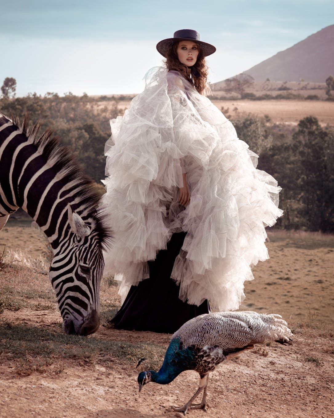 In The Wild, L'Officiel Ukraine