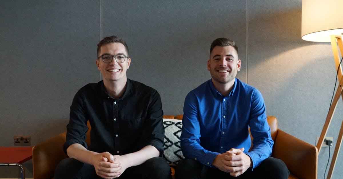 Aaron and Dan - Founders at Ember