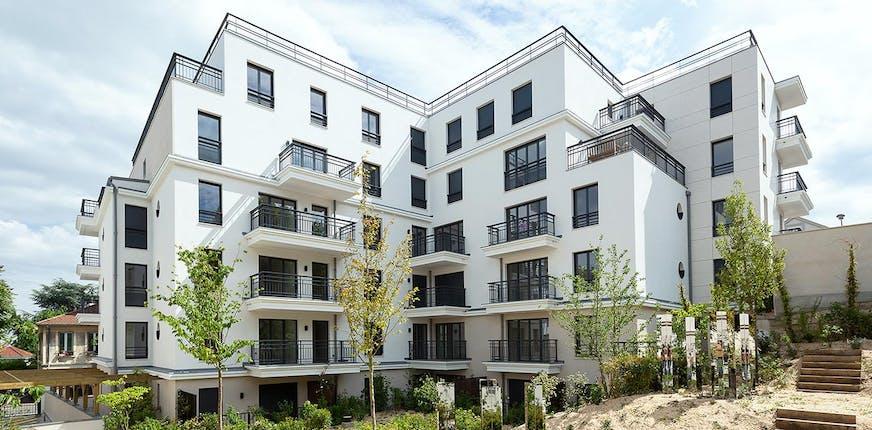 3 rue Jacques Decour à Suresnes : livraison de la résidence