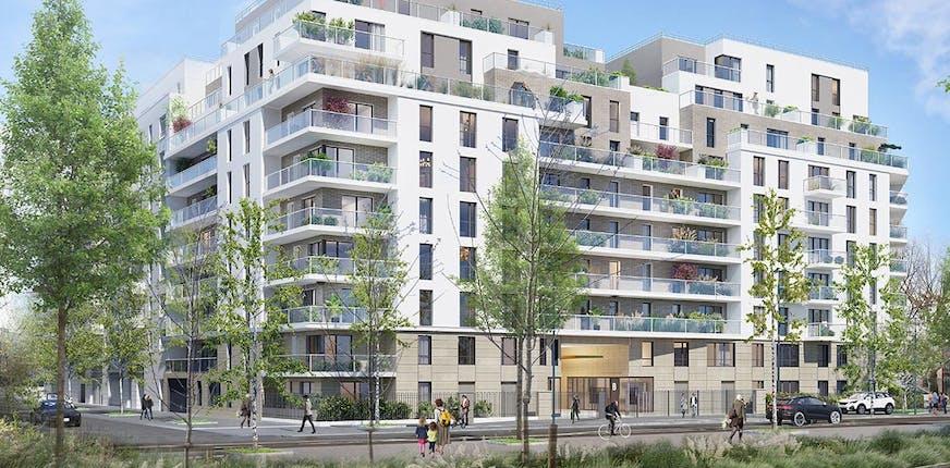 Le programme immobilier neuf « 6 Rue Paul Héroult » à Rueil-Malmaison