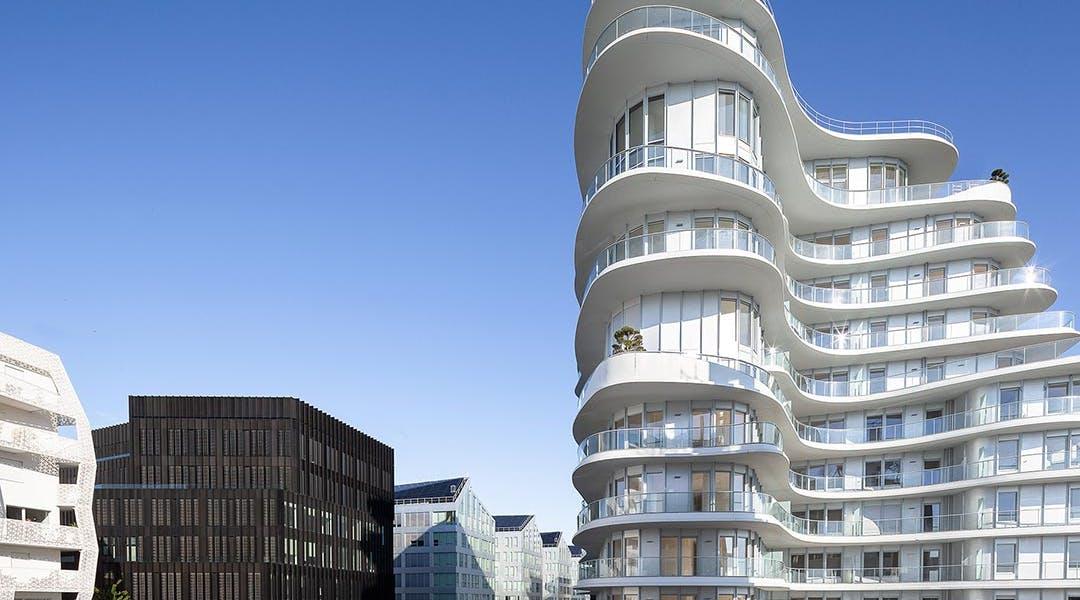 Le programme immobilier neuf Unic à Paris 17