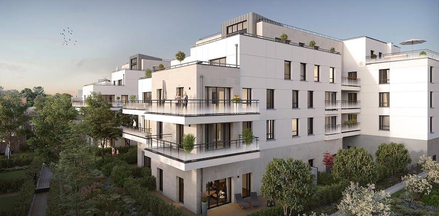 """Programme immobilier neuf à Saint-Maur """"60 Avenue Didier"""""""