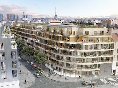 Ateliers Vaugirard chapitre 2 à Paris 15 : vue jour
