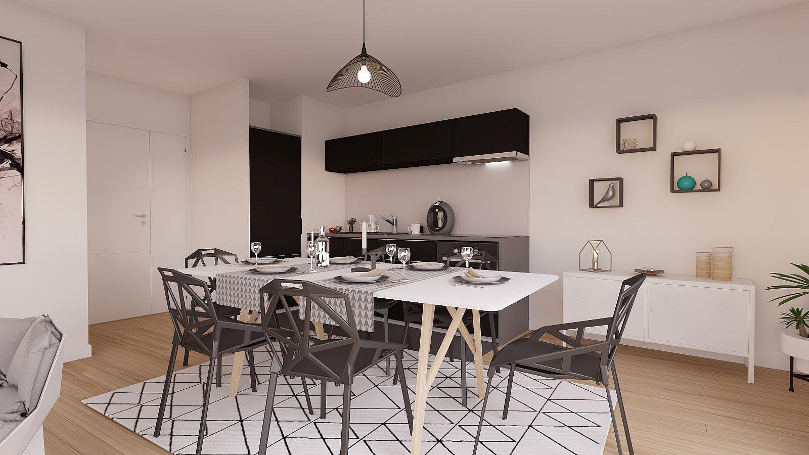 3 rue Jacques Decour à Suresnes : appartement