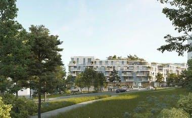 Programme immobilier Allée du Parc à Massy