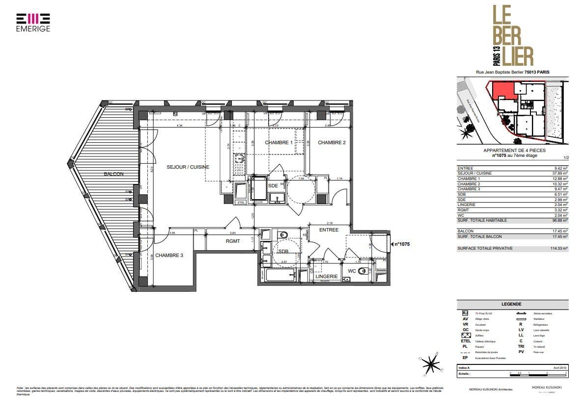 Immobilier Neuf Comprendre Son Plan D Architecte Emerige