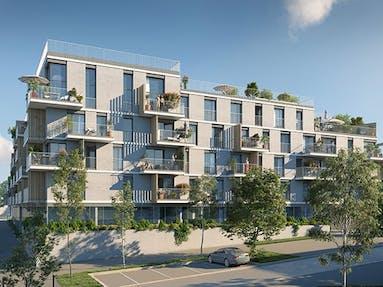 "Programme immobilier neuf ""Allée du Parc"" à Massy"