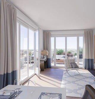 1 rue Roussel à Saint-Maur : appartement