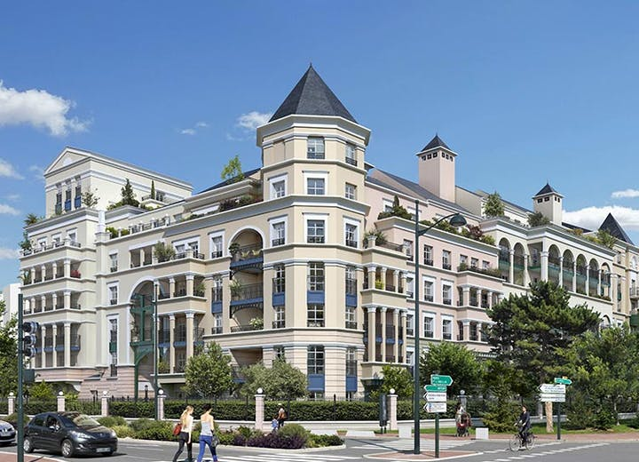 Le pprogramme immobilier neuf 18 Avenue Edouard Herriot au Plessis-Robinson