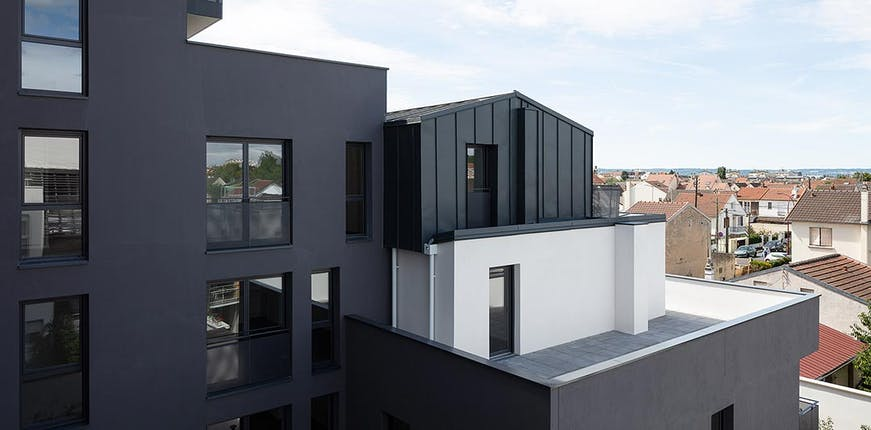 """Livraison du programme immobilier neuf à Bezons """"31-33 Avenue Gabriel Péri"""""""