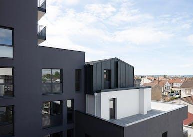 Programme immobilier neuf 31-33 Avenue Gabriel Péri à Bezons