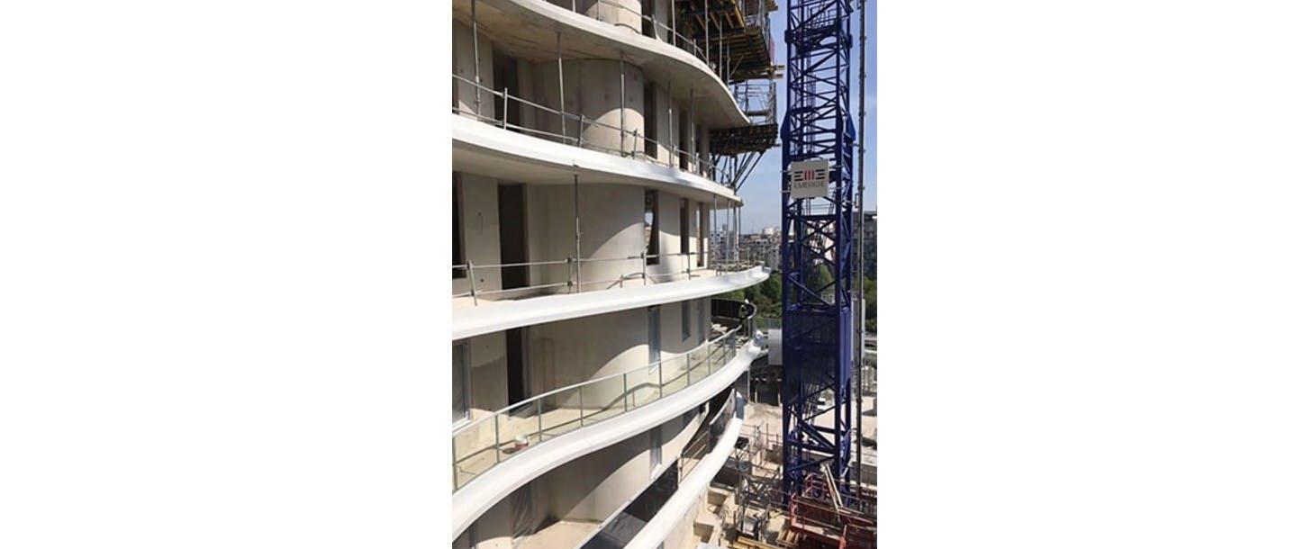 Programme immobilier UNIC à Paris 17