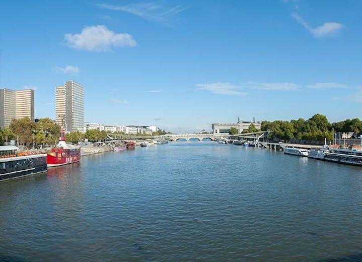 Le quartier Bruneseau au coeur de Paris Rive gauche