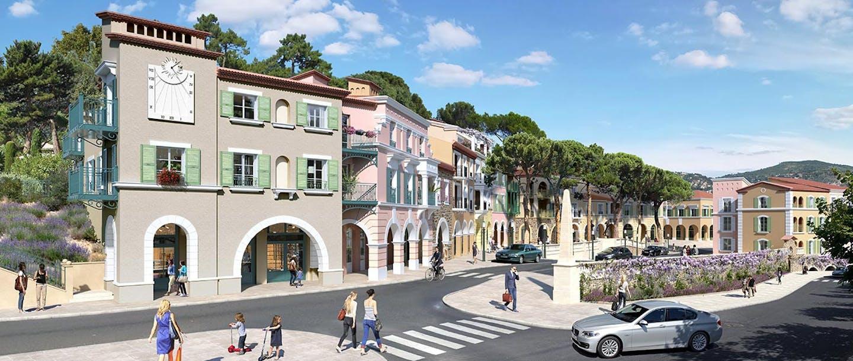 Nouveau programme immobilier neuf au Rouret
