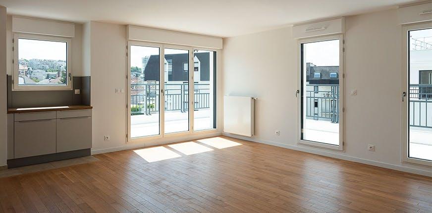 Appartements du programme immobilier 23-31 rue Jean Pierre Timbaud à Chatillon