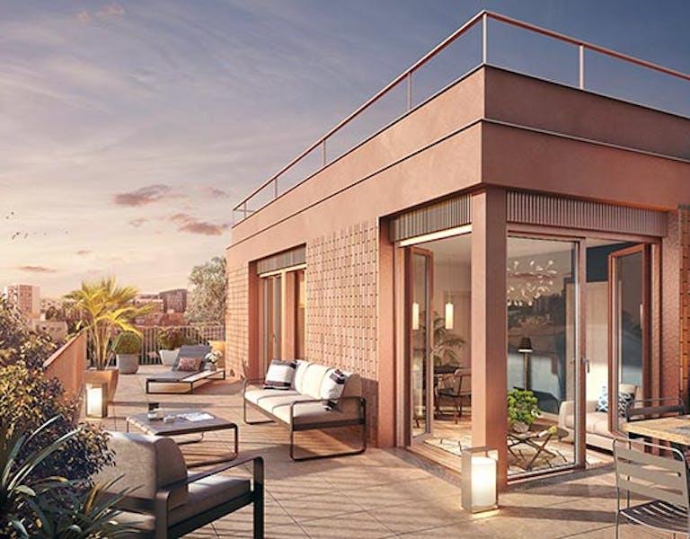 Nouveau programme immobilier neuf à Bagneux