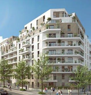 Le programme immobilier neuf à Rueil-Malmaison 6 Rue Paul Héroult