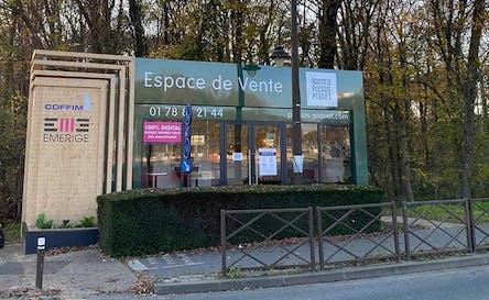 Espace de vente Emerige à Châtenay-Malabry