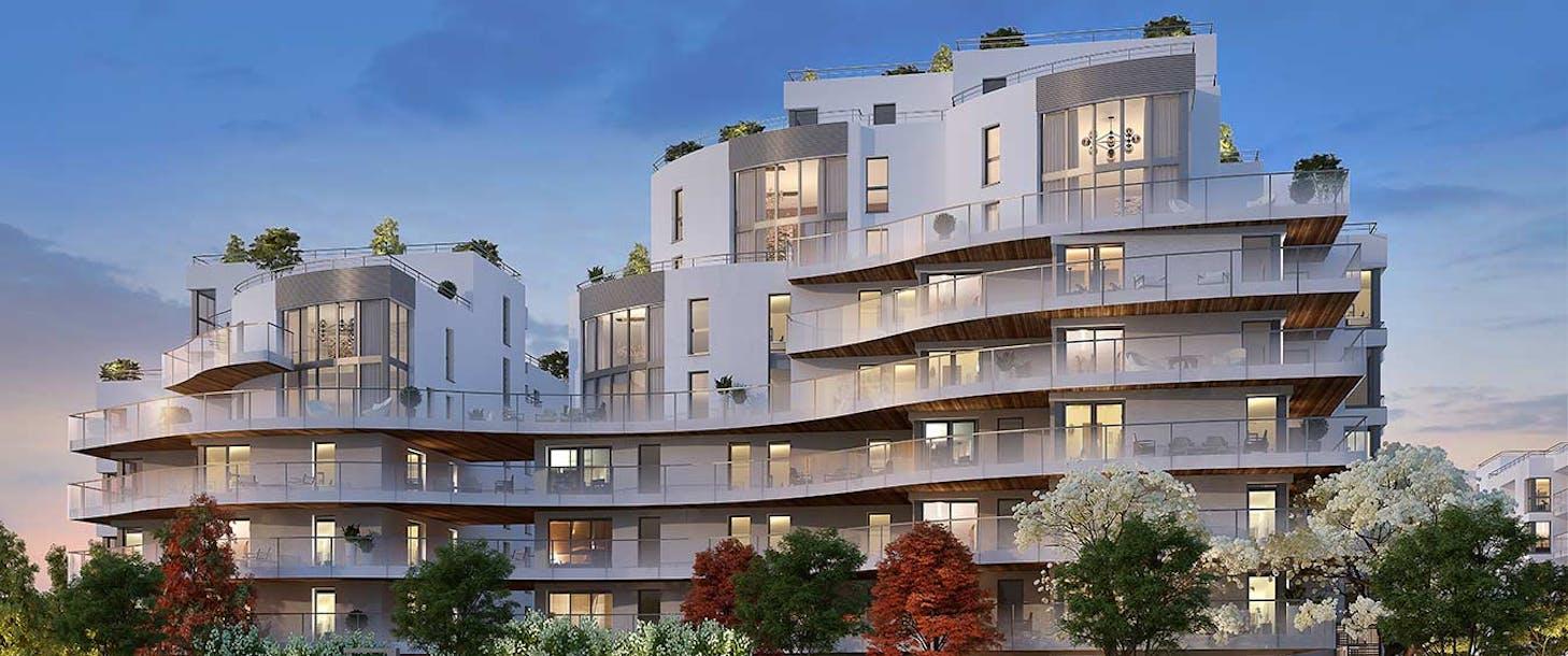 Programme immobilier neuf Carré de l'Arsenal à Rueil-Malmaison