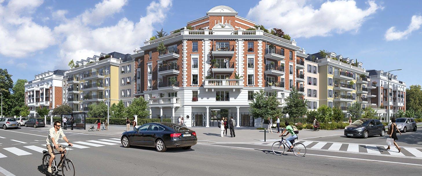 Nouveau programme immobilier neuf au Blanc-Mesnil