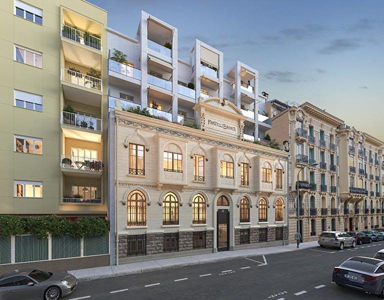 Un nouveau programme immobilier neuf à Nice
