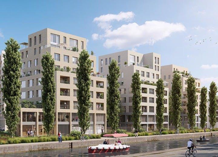 Le programme neuf Paris Canal - 165 Rue de Paris à Bobigny