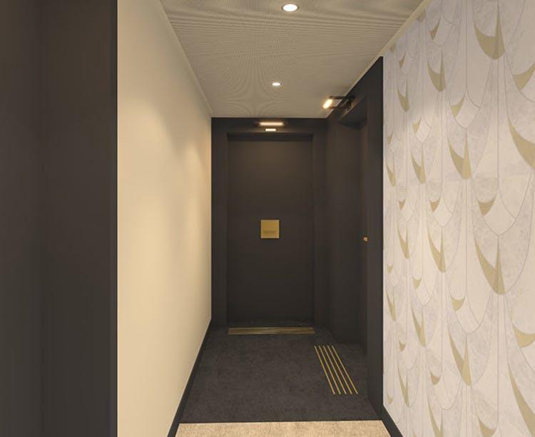 Palier du programme immobilier neuf Ateliers Vaugirard chapitre 2 à Paris 15