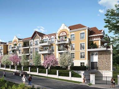 Nouveau programme immobilier neuf à Châtenay-Malabry Route du Plessis Piquet