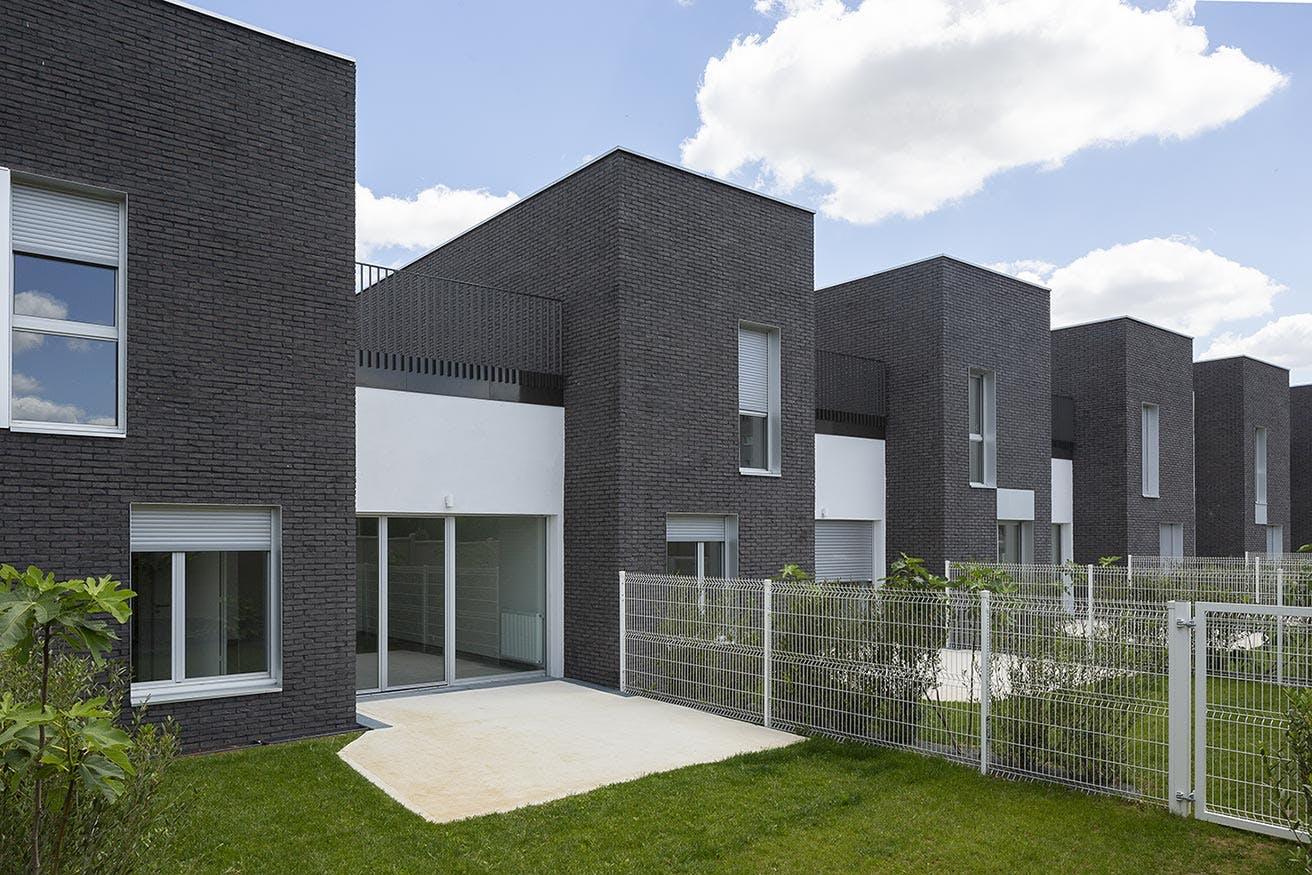 Maisons du programme immobilier neuf Trilogie à Asnières-sur-Seine