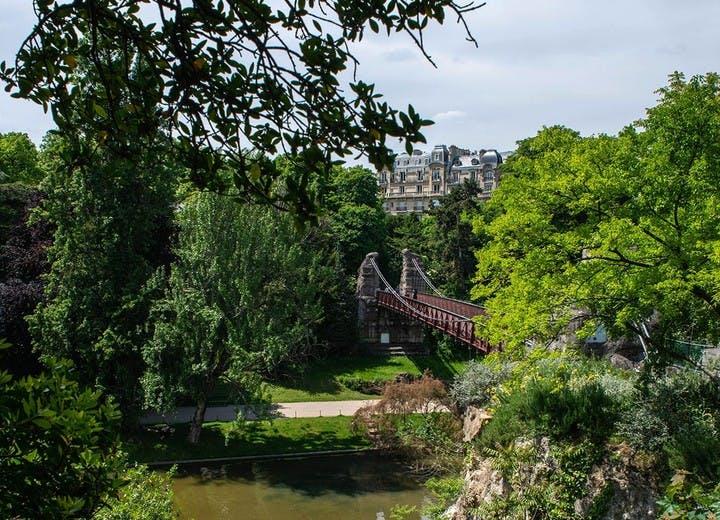 Le Quartier de l'Amérique dans le 19e arrondissement de Paris