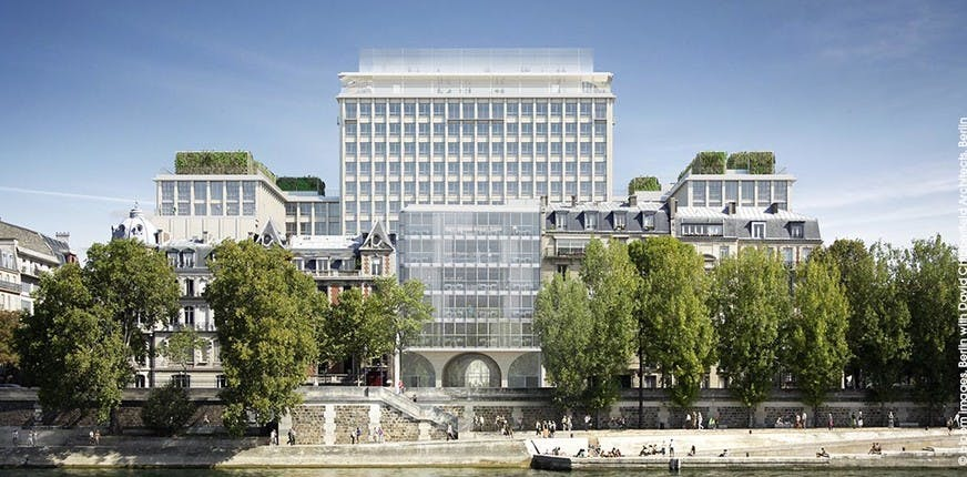 Le programme immobilier neuf Rue Agrippa d'Aubigné à Paris 4