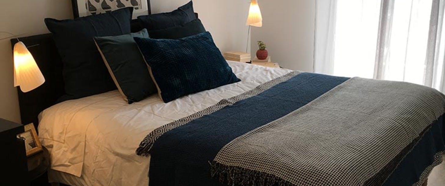 Trilogie à Asnières-sur-Seine : appartement témoin