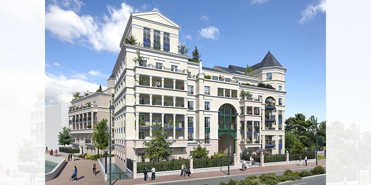 Programme immobilier neuf 18 Avenue Edouard Herriot au Plessis-Robinson