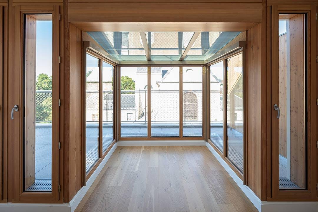 Appartement neuf à Paris, résidence 9 Charrière