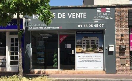Espace de vente Emerige à Saint-Maur