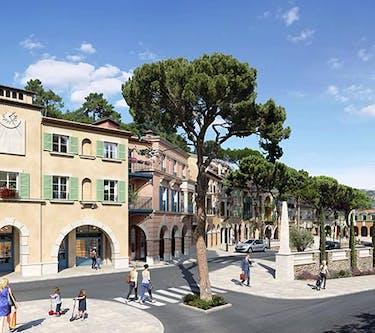 Chemin des Comtes de Provence au Rouret MEDIAS MOBILE