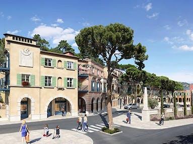 """Le programme immobilier neuf au Rouret """"Chemin des Comtes de Provence"""" pour votre achat en VEFA"""
