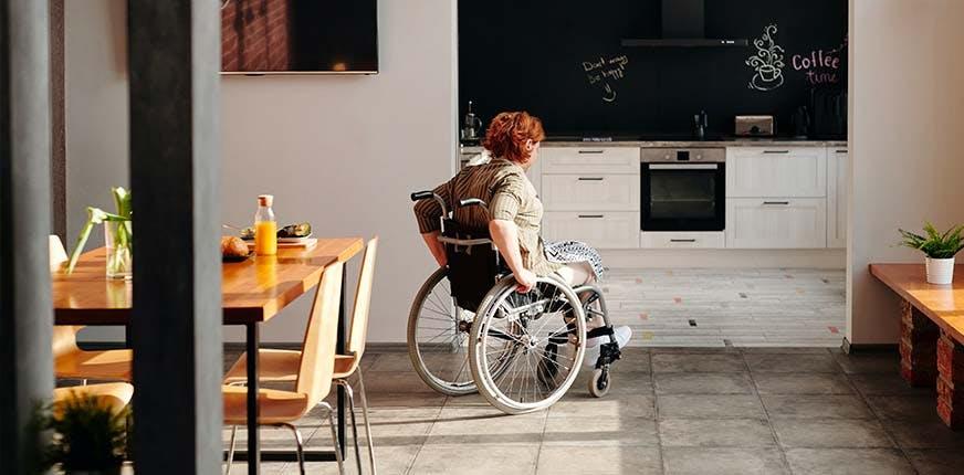 Accessibilité au Logement, la norme PMR